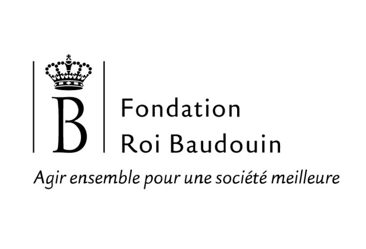Logo fondation roi baudoin